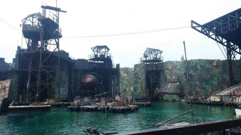 Universal Studios Japan, the Theme Park of Hollywood Movies in Osaka