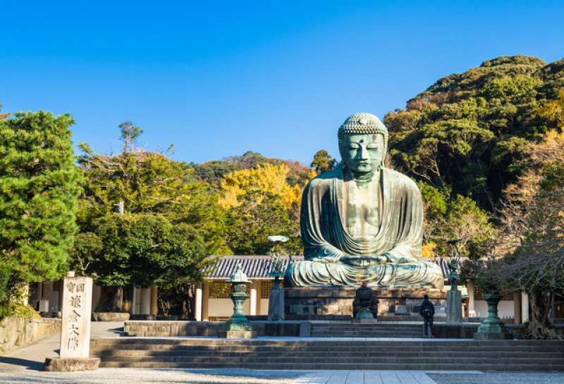 Kamakura Cycling Full Day Tour with Private Guide