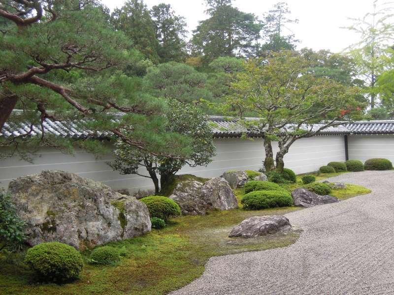 A Garden of Nanzen-ji Temple
