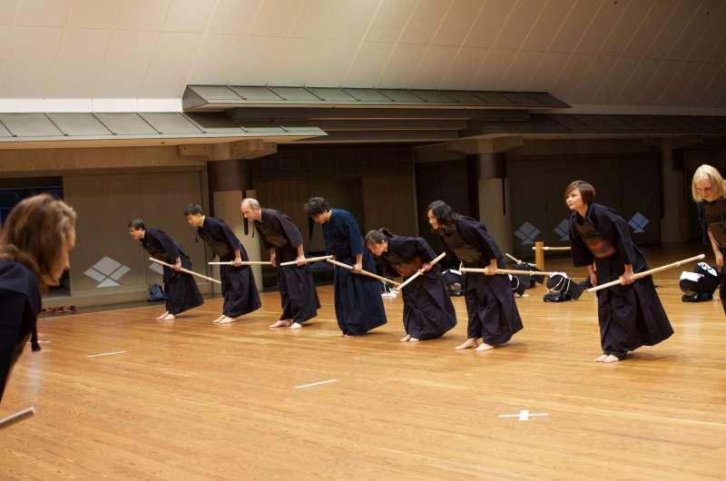 【Kendo】 Genuine Samurai experience in Tokyo