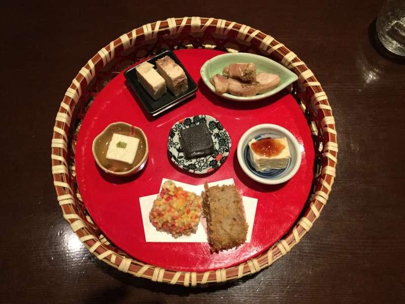 1. Miyabi & 3. History: Kyoto cuisine lunch in Gion area