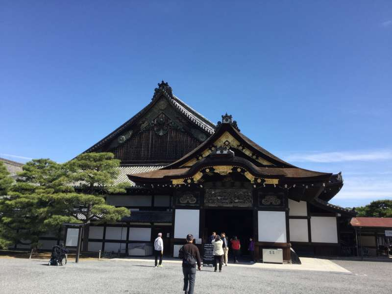 3. History: Ninomaru Hall of Nijo Castle