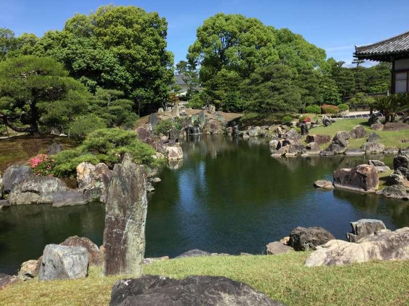 3. History: Ninomaru Garden of Nijo Castle
