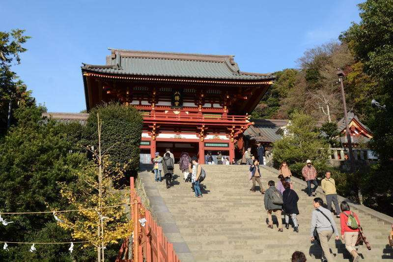 Option free of charge : Tsurugaoka Hachiman-gu Shrine