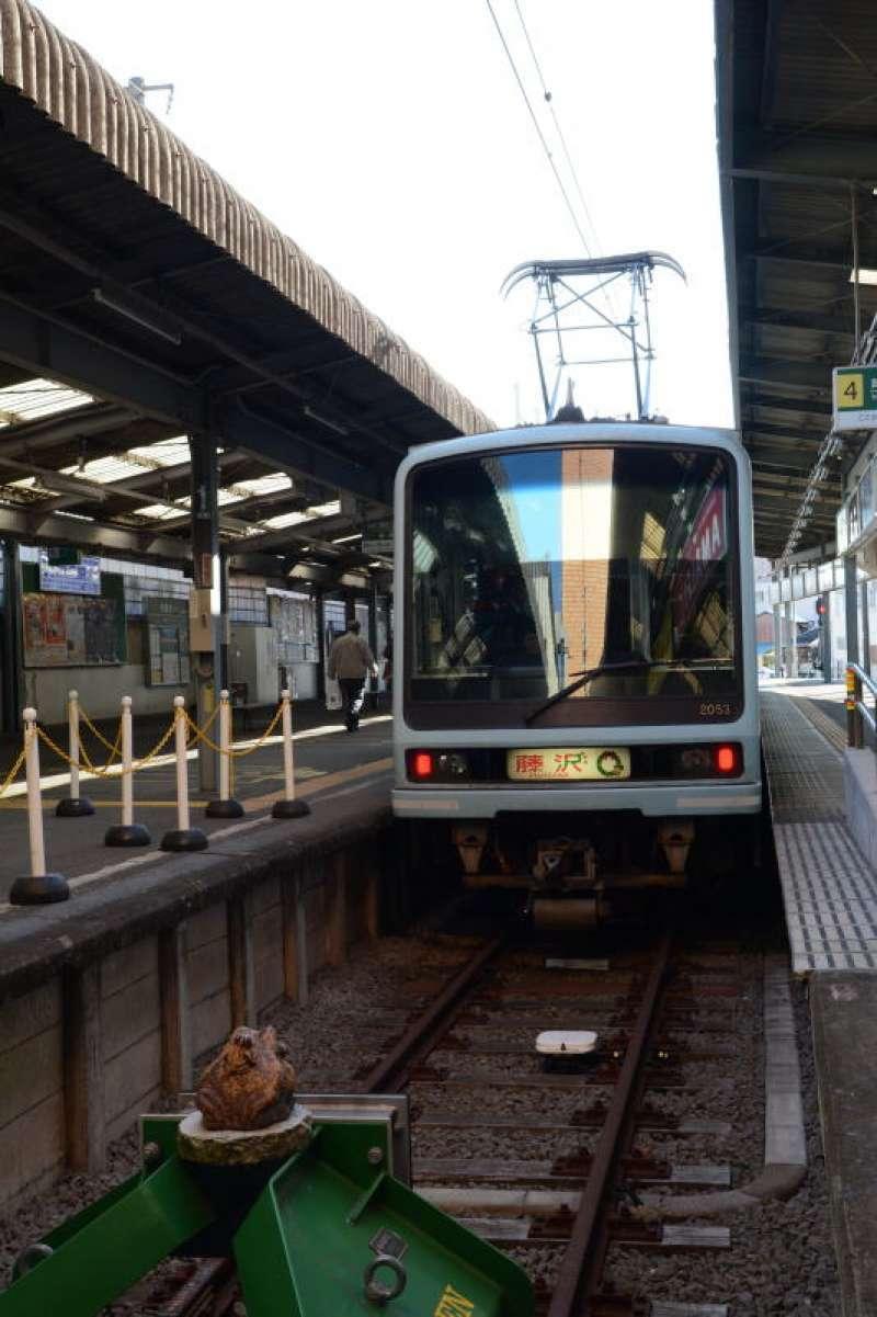 Enoden Train