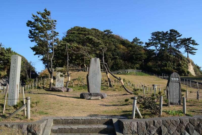 Option free of charge : Historical spot Inamura-ga-saki