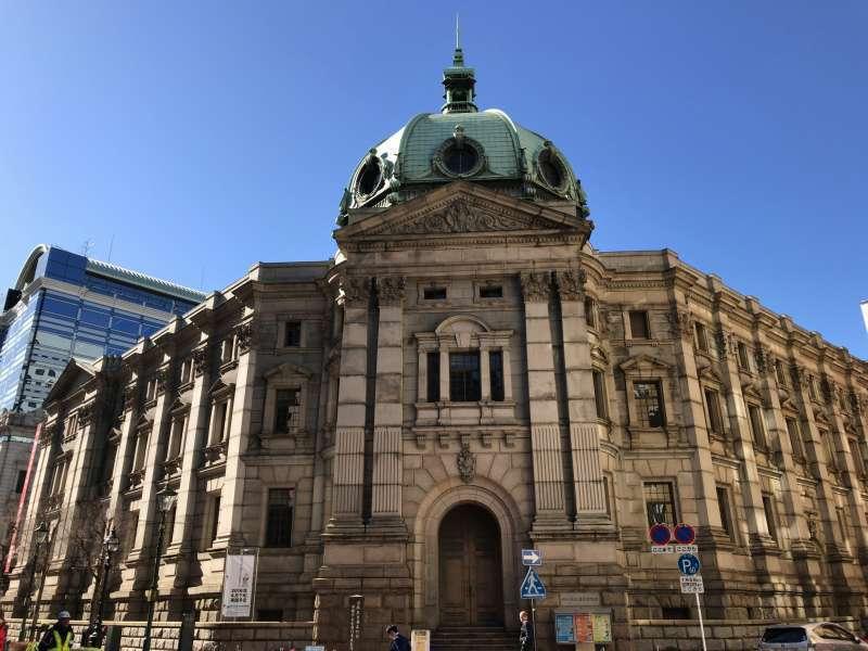 Kanagawa Prefectural Museum of Cultural History in Kannai area