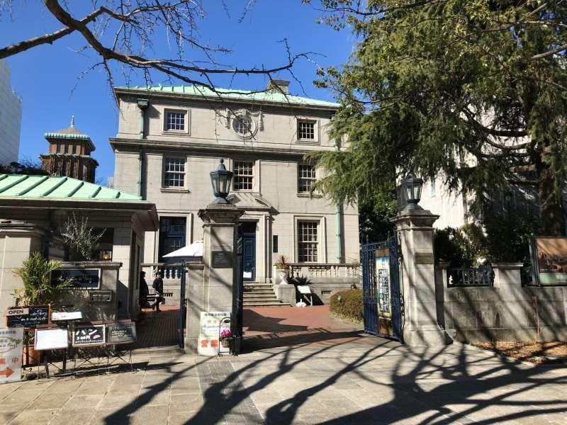 Yokohama Archives of History in Kannai area