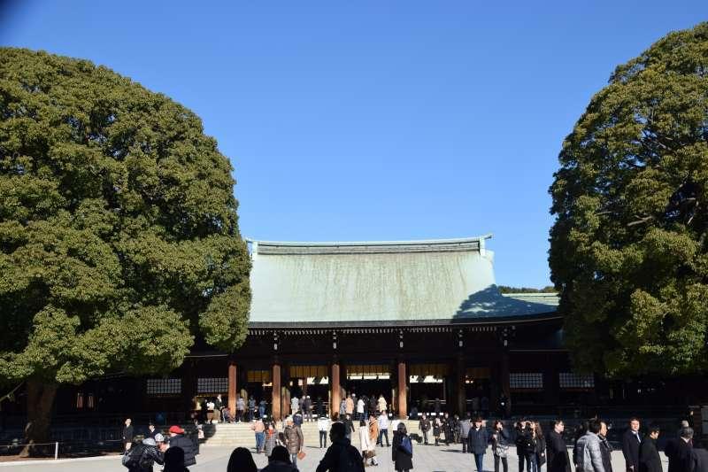 Meiji Shirine
