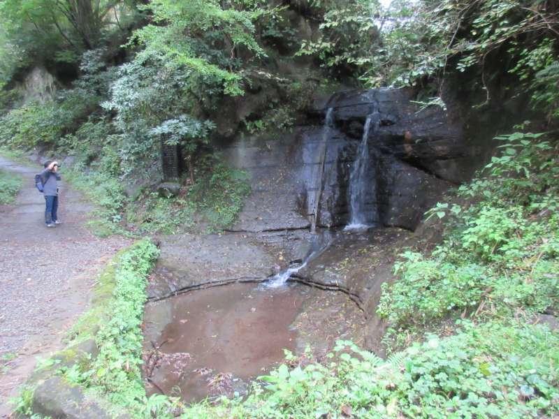 Water fall of Saburo