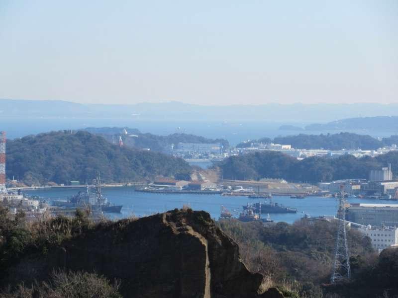 View from Takatoriyama Park