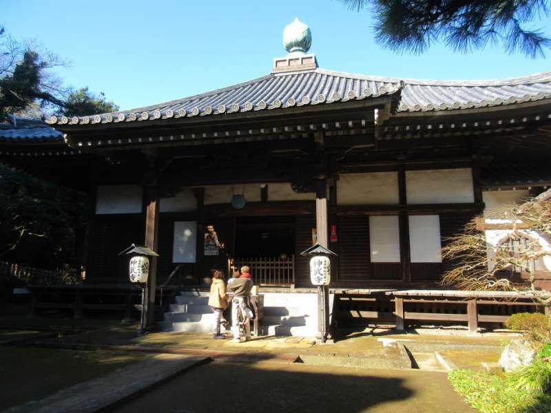 Jinmuji temple