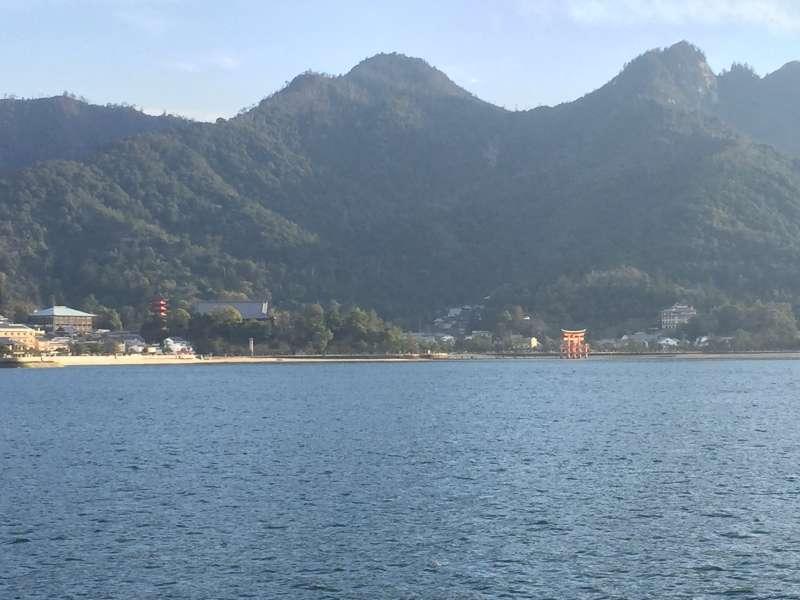 Itsukushima or Miyajima