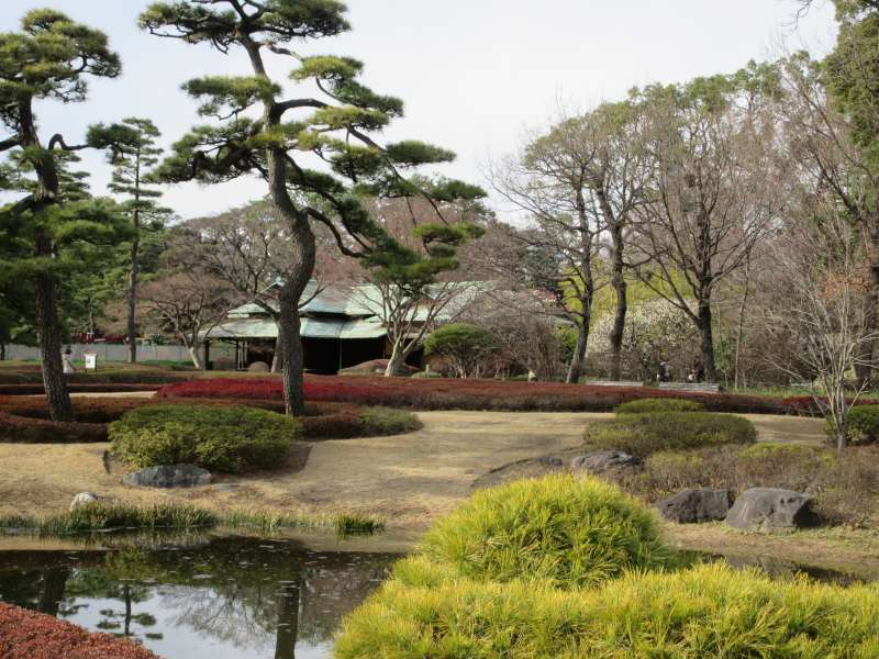 Imperial Palace, the Eastern Garden