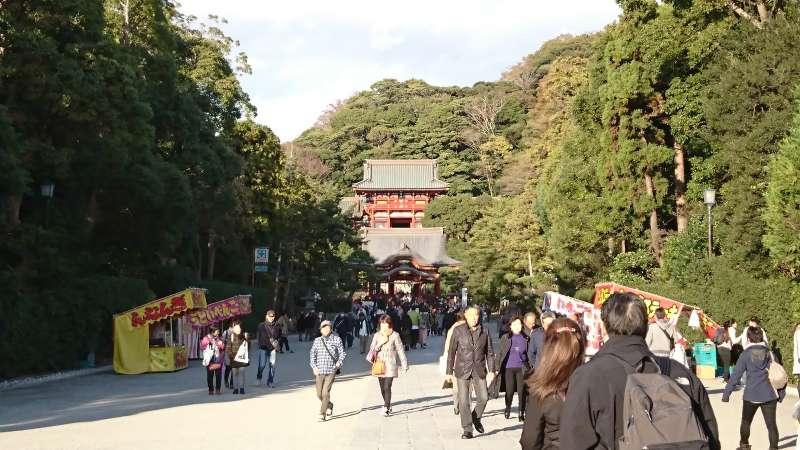 Tsurugaoka-Hachiman-gu