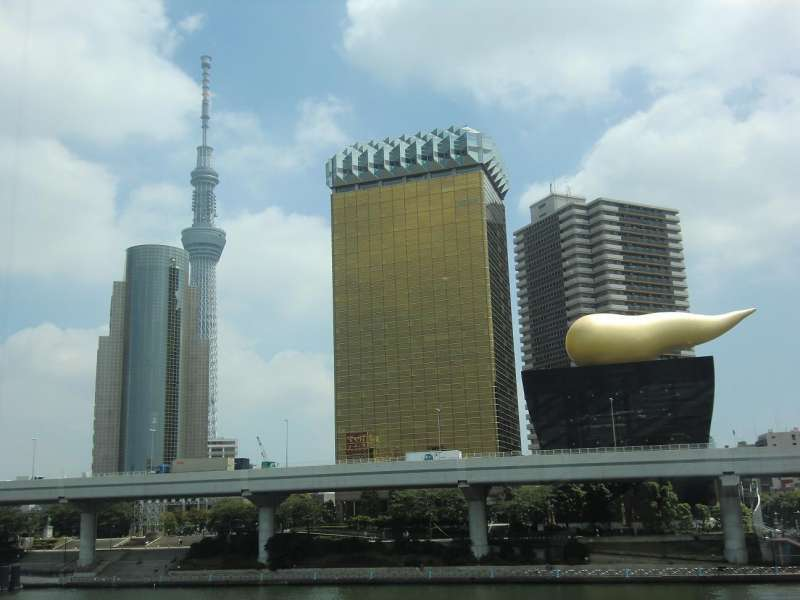 The View from Asakusa