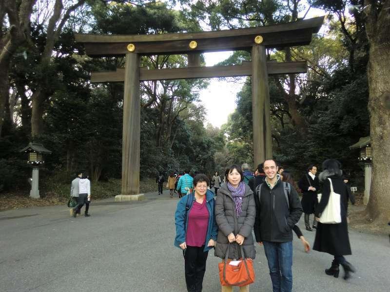 Meiji Gingu Shrine