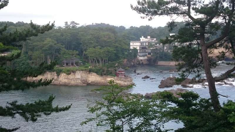 Izura Coast, Kita-Ibaraki city