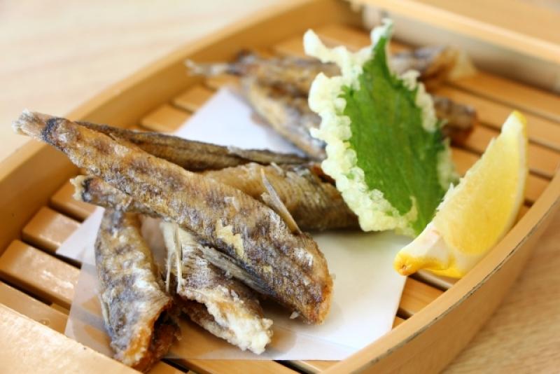 Mehikari Fried Fish