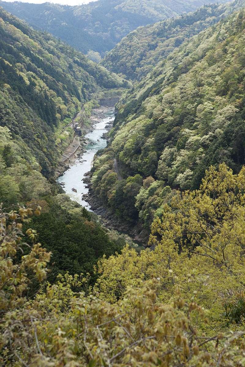 Hozukyo Valley