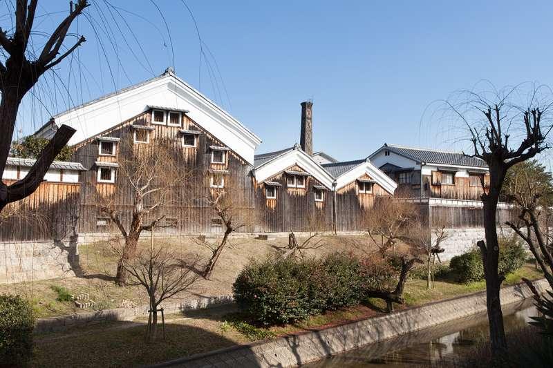 Gekkeikan Sake Brewery in Fushimi