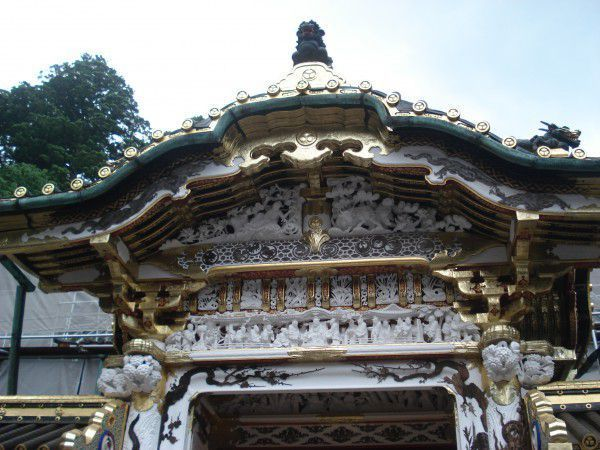 Toshogu-Shrine  (Karamon gate)