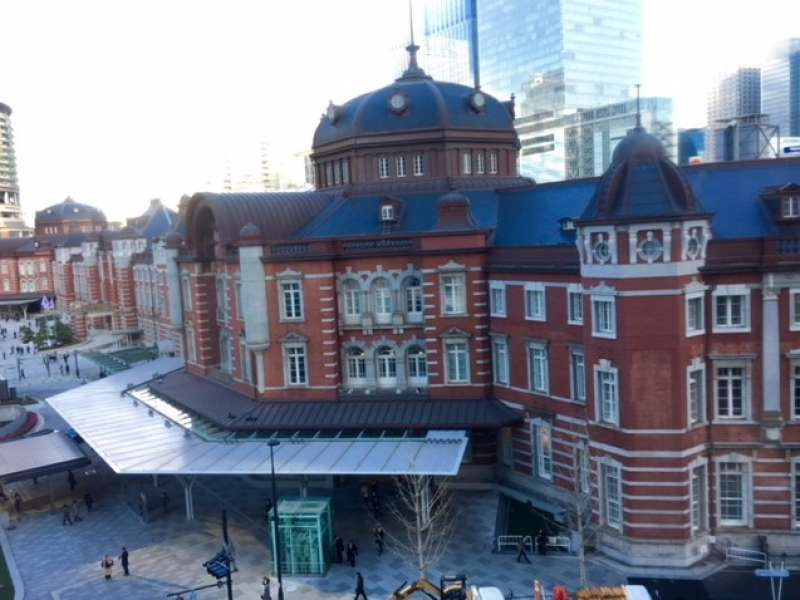 Tokyo Station on the Important Cultural Property list