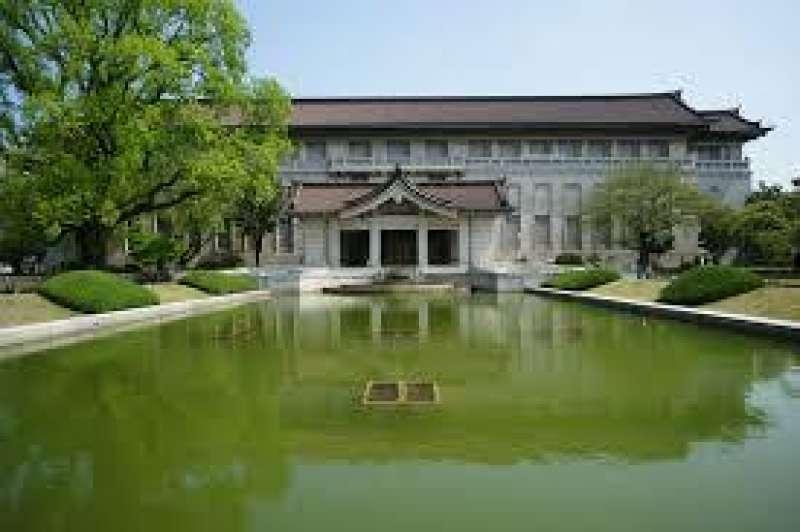 Ueno National museum