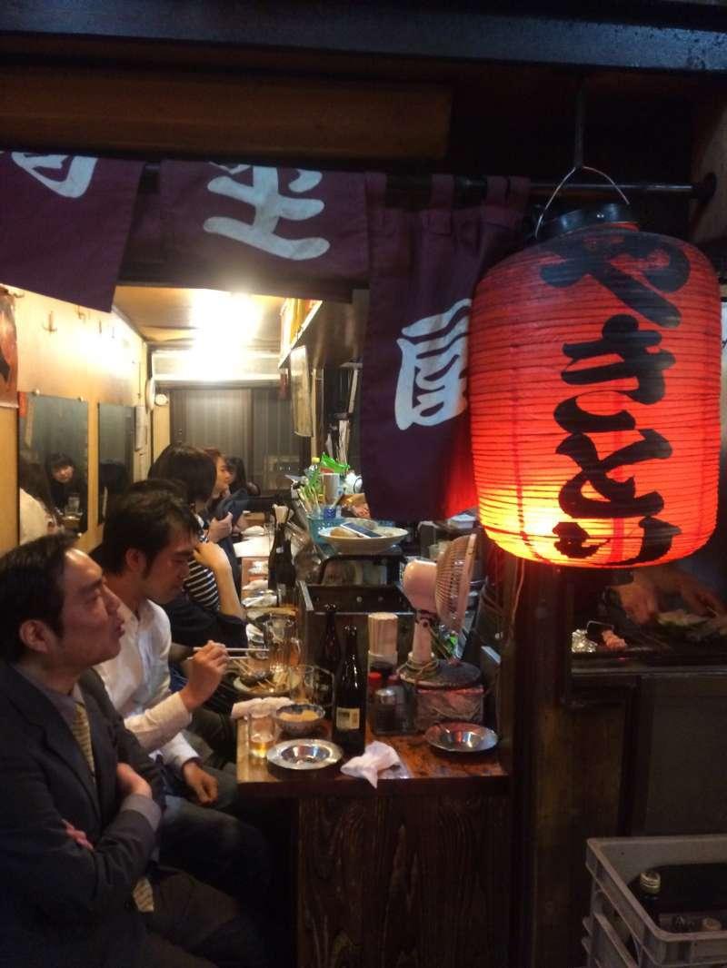 Traditional bar at Shinjuku