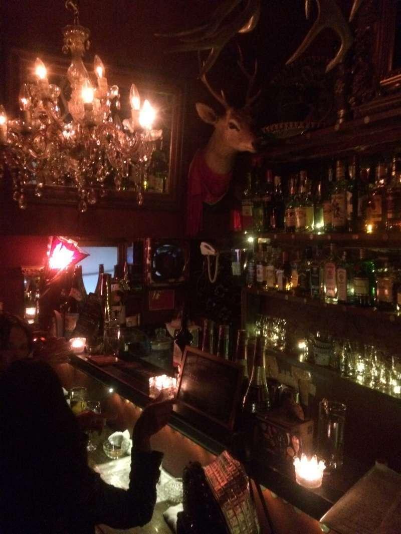 Cool bar at Shinjuku