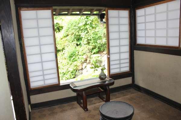 A Kanjiro's study room,