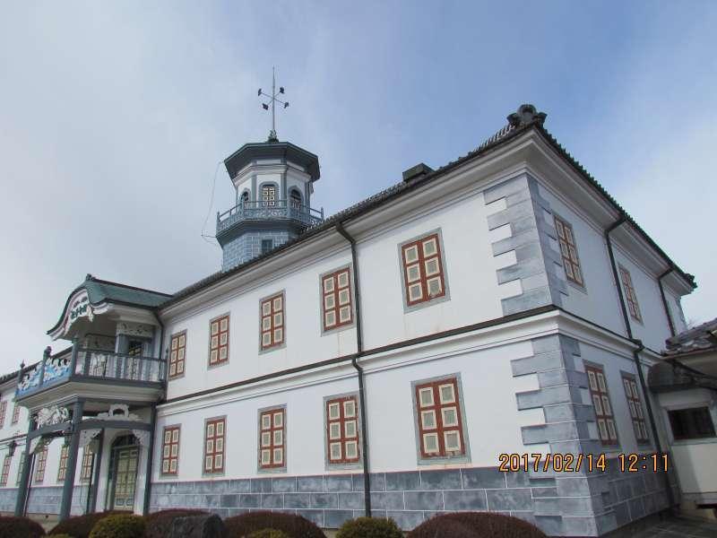 Former Kaichi School,
