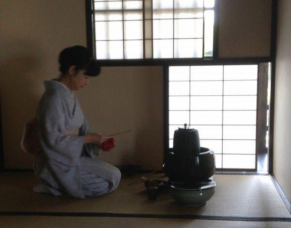 Experience of Tea ceremony