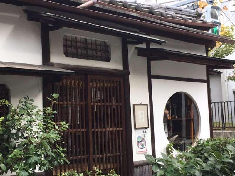 Japanese sweet shops in Yanaka