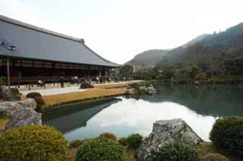 Tenryuuji temple