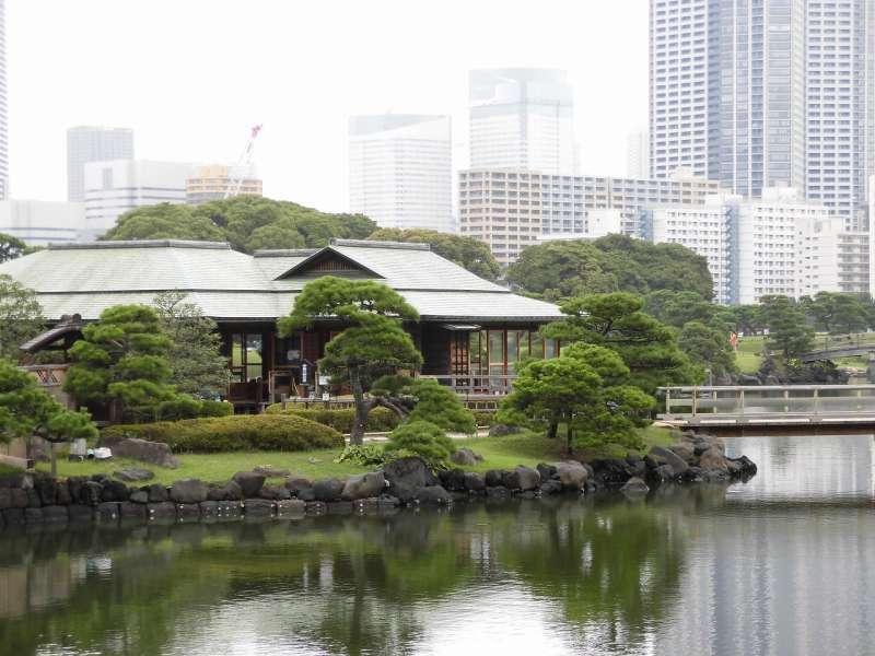 Hamarikyu Garden 1