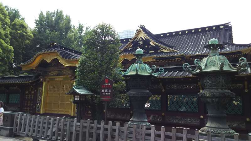Ueno Toshogu shrine