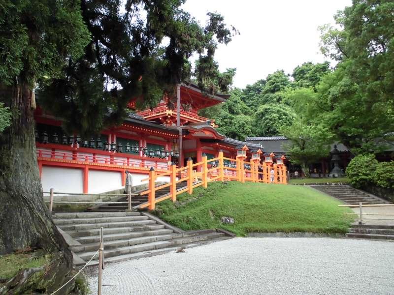 Inner Gate of Kasuga Great Shrine (Important asset, 12th centry)