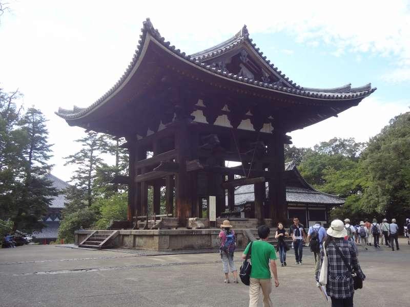 Belfry of Todaiji Temple (National Treasure, Kamakura period)
