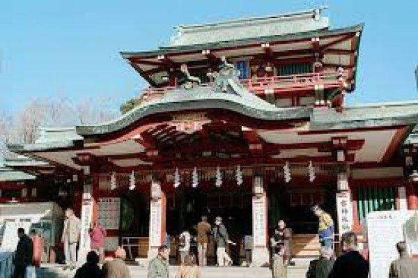 Fukagawa Fudoson enshrines Buddha of Fire