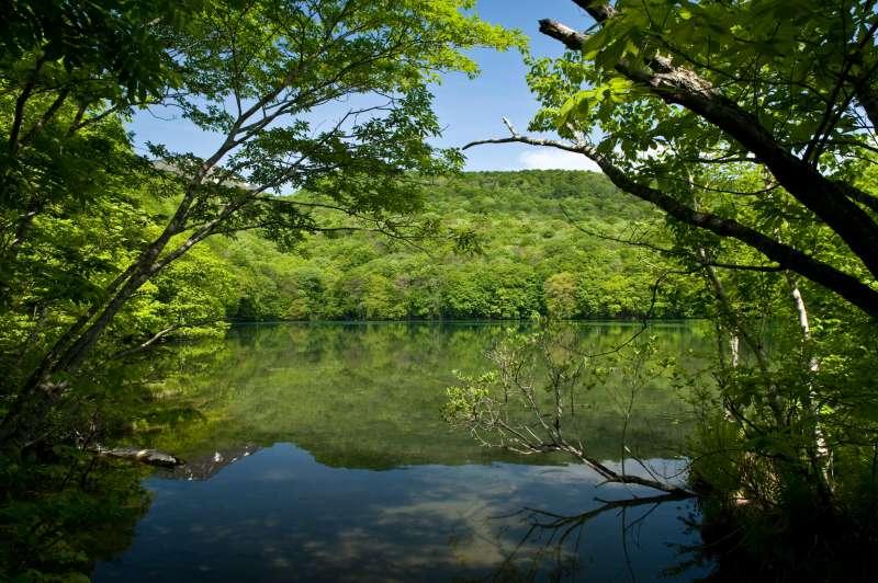 Lac de Tsuta
