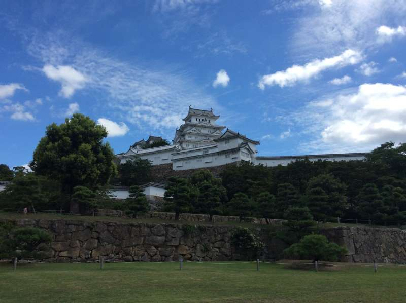 Himeji Castle and Toy Museum