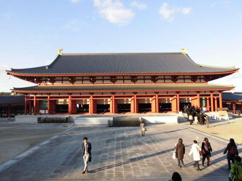 Yakushi-ji Temple Koudou(Lecture Hall)