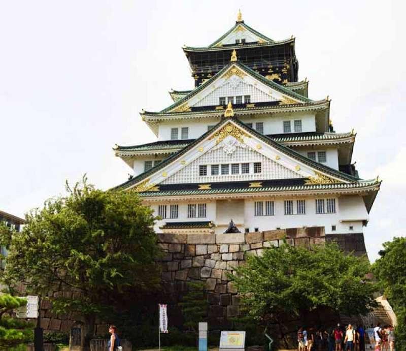 Main Tower of Osaka castle