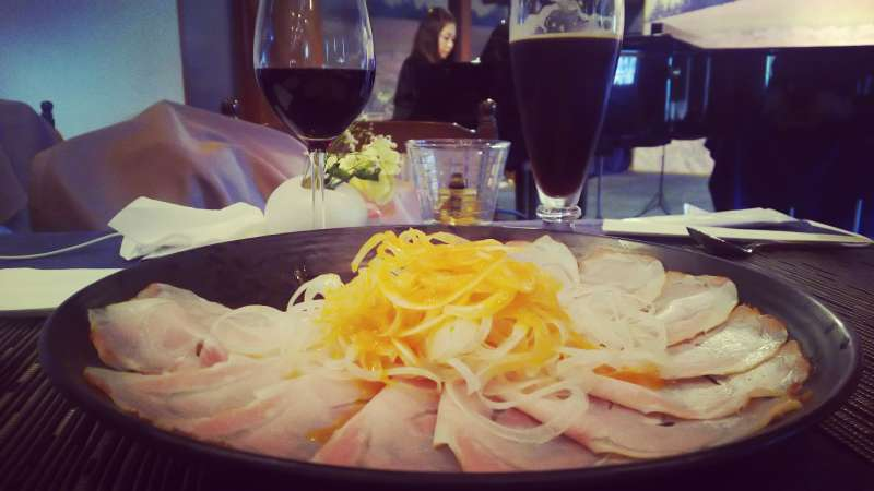 ham@SANDAYA Restaurant
