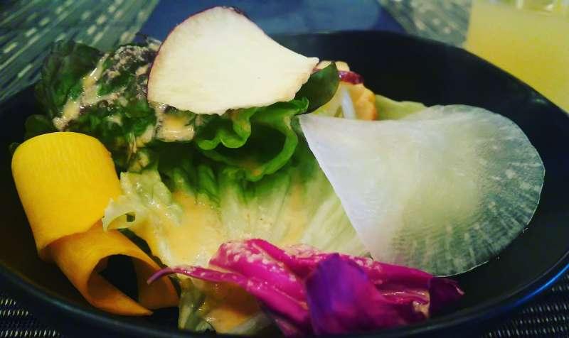 Salad@SANDAYA Restaurant