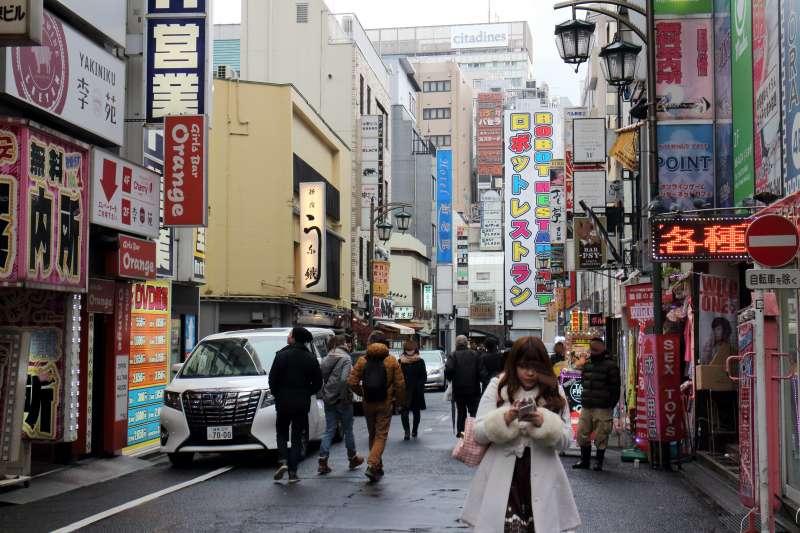 Enjoyable Nightlife at Kabukicho