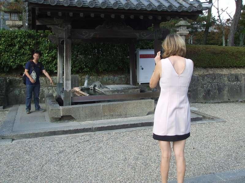 Horyu-ji Temple, Nishino kyo, Nara