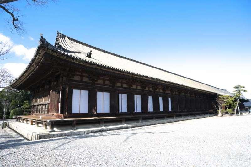 Sanjyusangendo temple