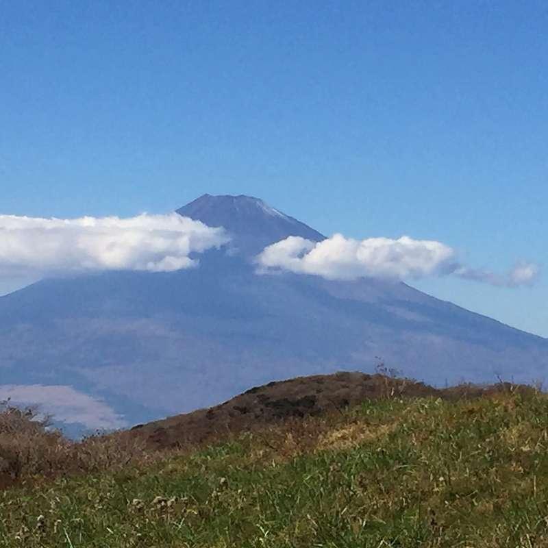 Mt.Fuji seeing from Hakone